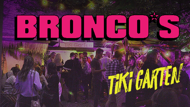 Broncos Tiki Garden