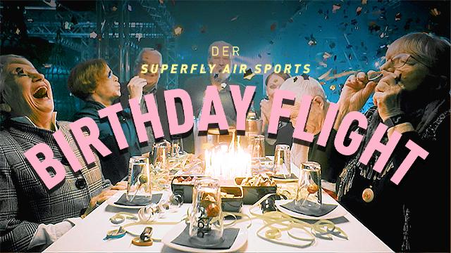 Superfly Birthday Spot