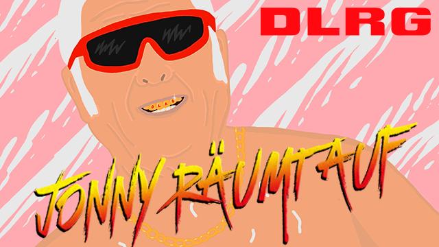 DLRG — Jonny räumt auf