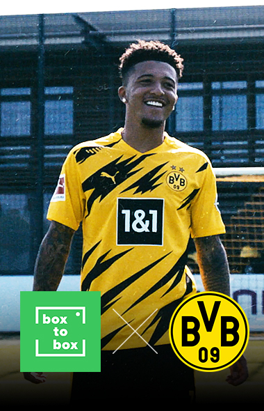 BVB X box-to-box