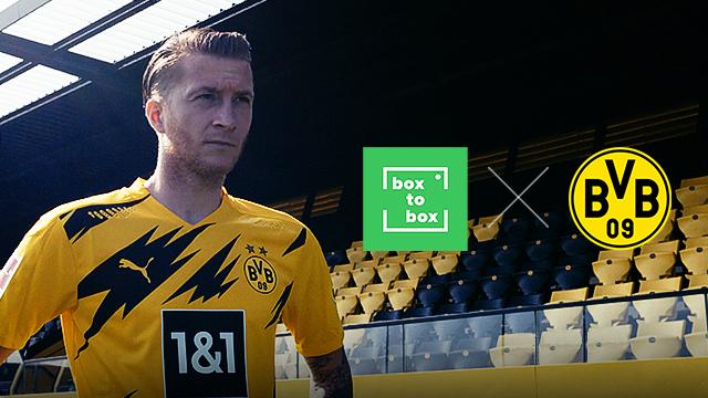 box-to-box X BVB Training Package