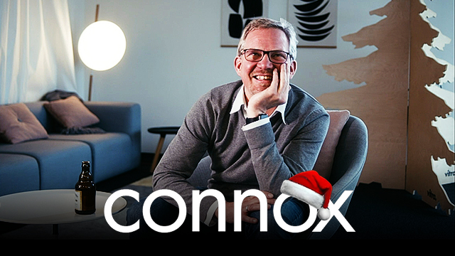 "Connox sagt ""Danke!"" 🥀"